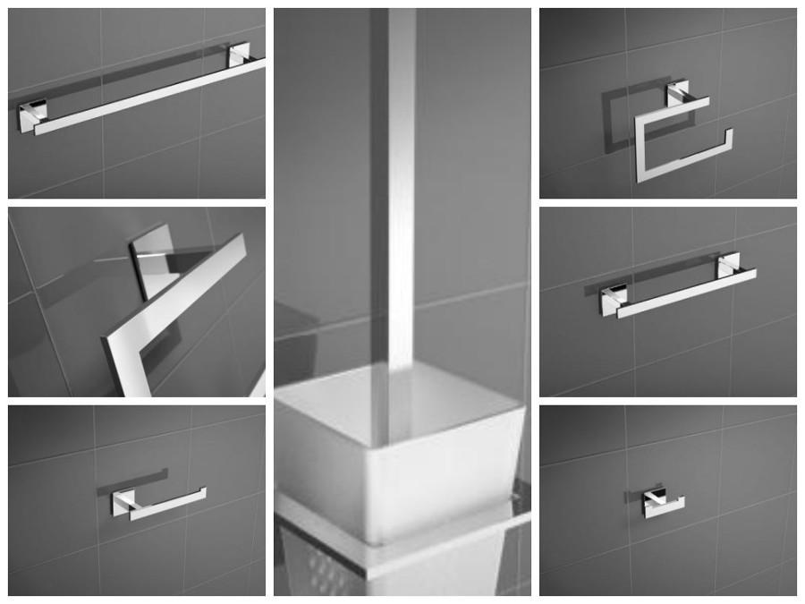 Accesorios de ba o ideas materiales construcci n - Accesorios bano madrid ...