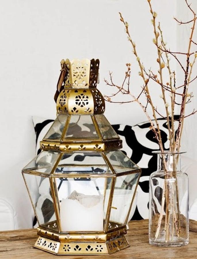 accesorios de decoración boho chic