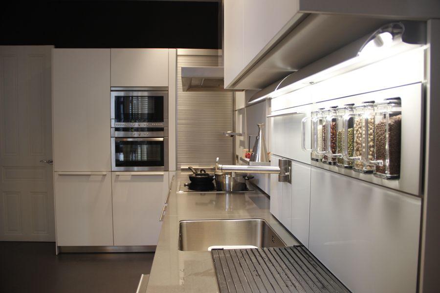 Acero en cocina