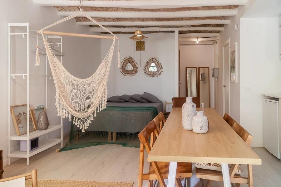 Acogedor loft marinero