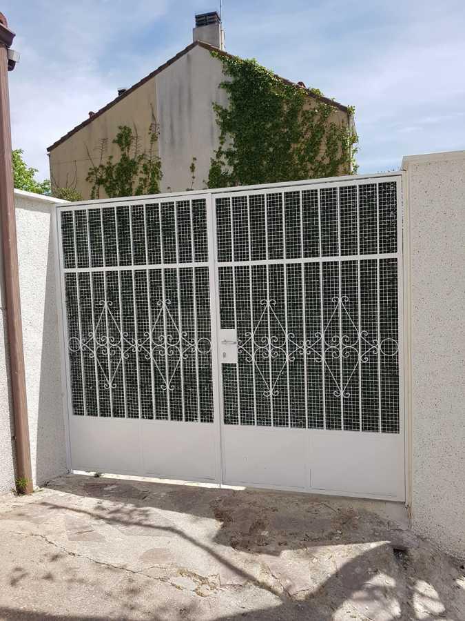 Actualización de puerta utilizando la antigua como base