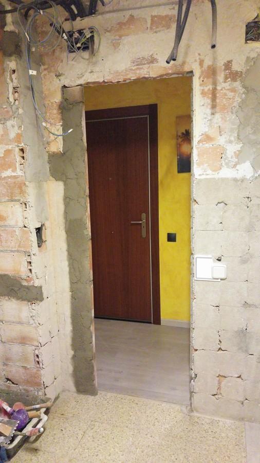 adaptación puerta