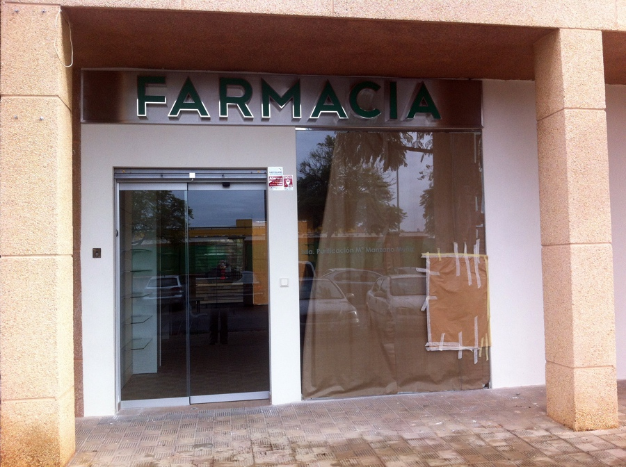 ADECUACION LOCAL COMERCIAL PARA FARMACIA