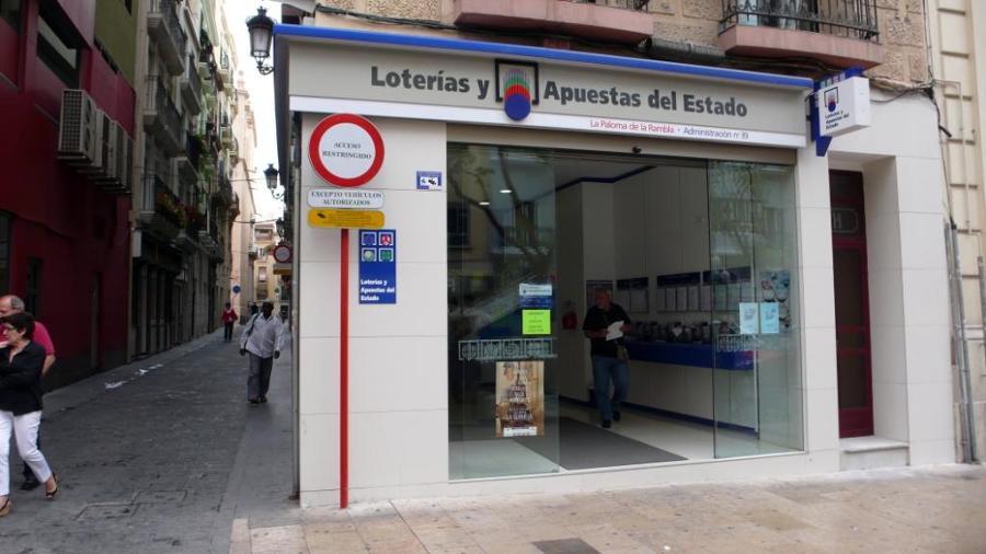Administraci n de loteria en alicante ideas reformas - Restaurante sudeste alicante ...