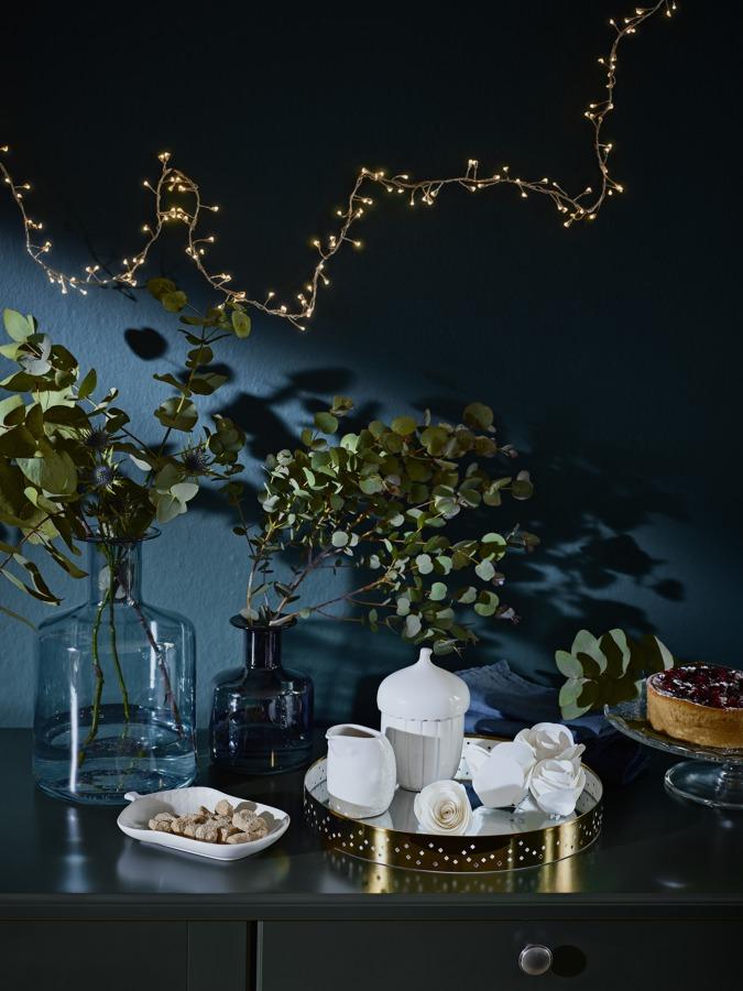 Adornos navideños colección NAVIDAD IKEA