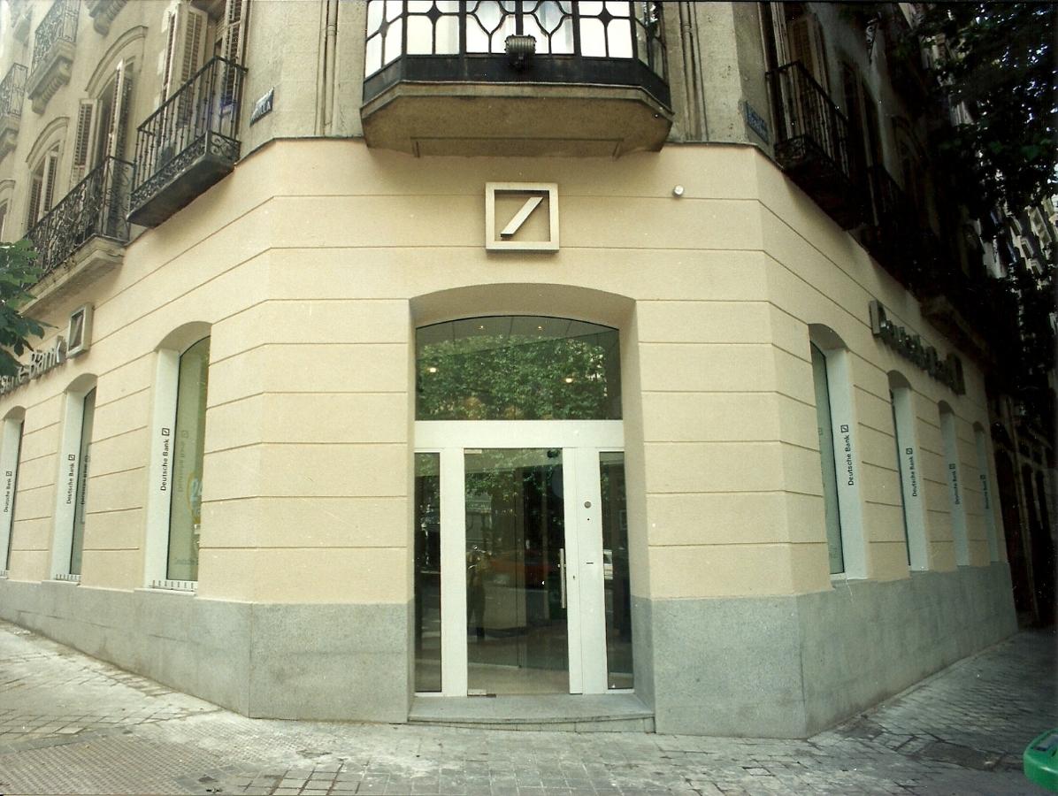 Agencias Bancarias Deutsche Bank