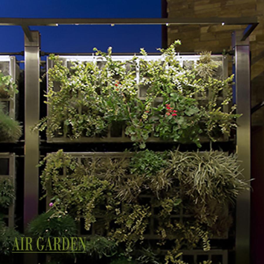 AIR GARDEN I Cerramiento Vegetal