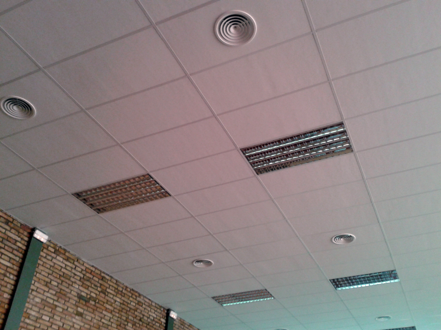 Foto aire acondicionado por conductos de alpha trading for Aire acondicionado por conductos murcia