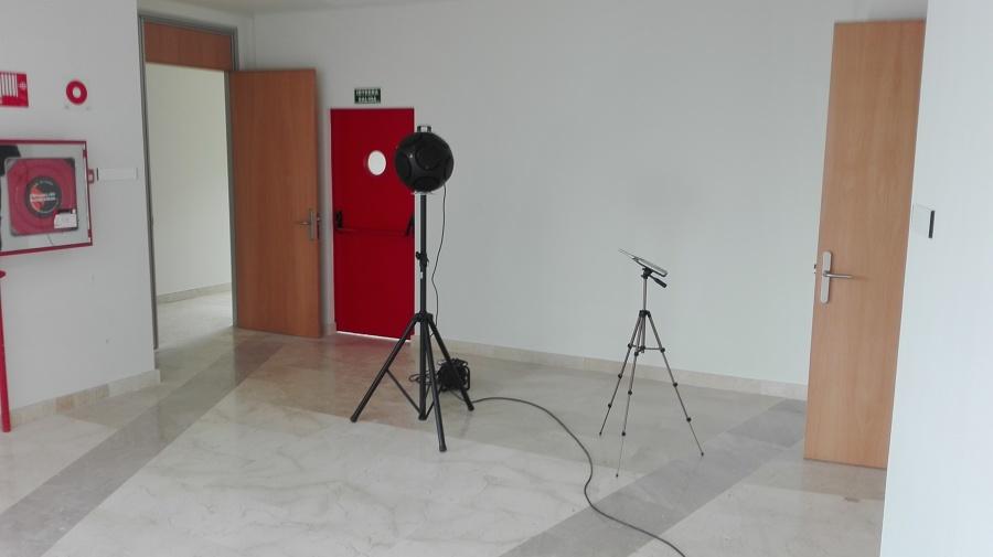 aislamiento centro docente
