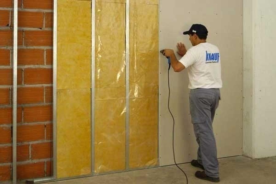 C mo realizar el aislamiento ac stico de una habitaci n - Aislamiento acustico de paredes ...