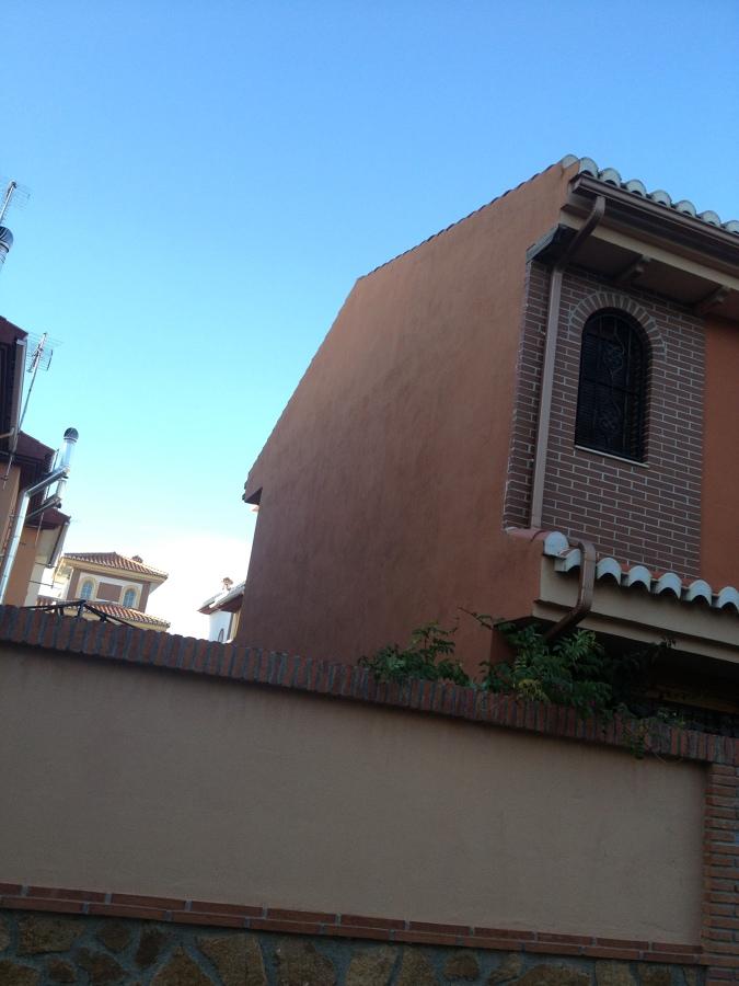 Foto aislamiento t rmico por el exterior con corcho vipeq - Corcho aislante termico ...