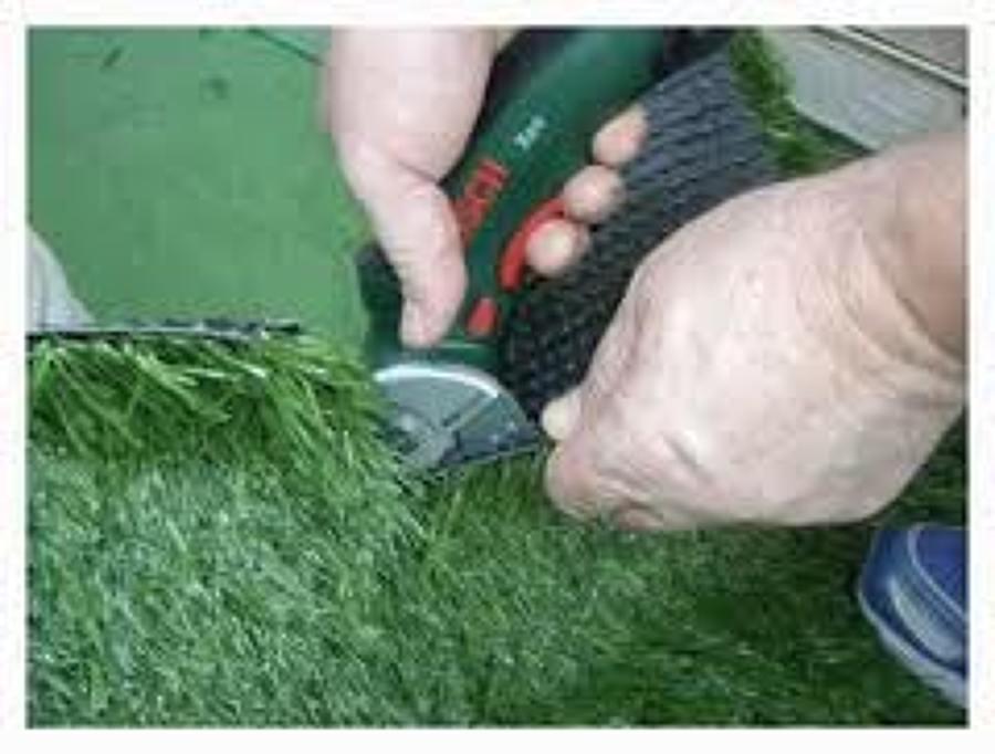 Ajuste perfecto de bordes, cortes, elementos intermedios, árboles, plantas...