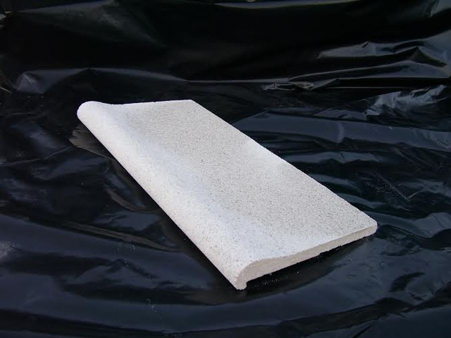 Foto albardilla piscina de fabricaci n de piedra - Piedra artificial madrid ...