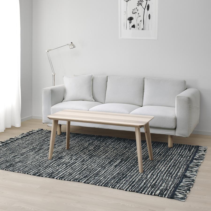 Alfombra de lana de IKEA