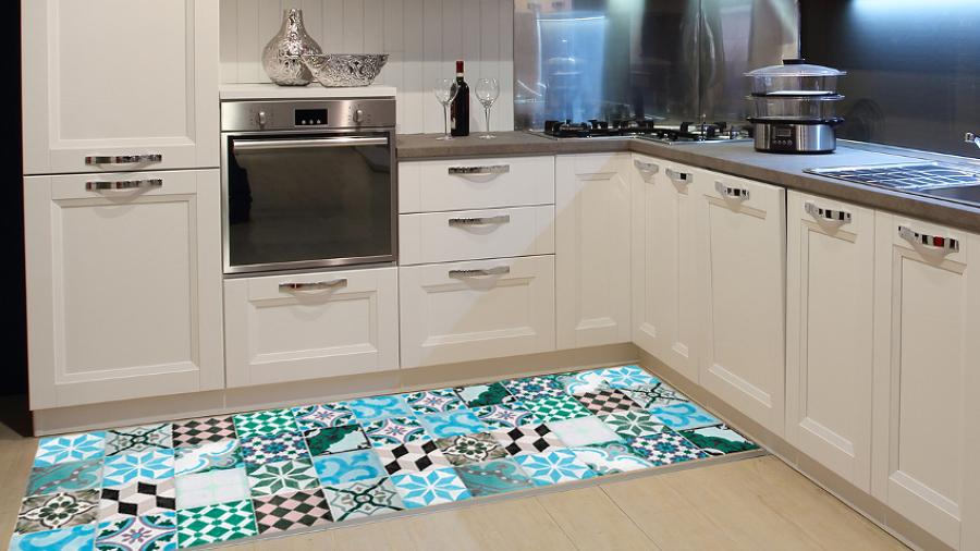 alfombra vinílica