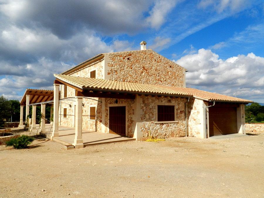 Algaida - Vivienda unifamiliar en suelo rústico