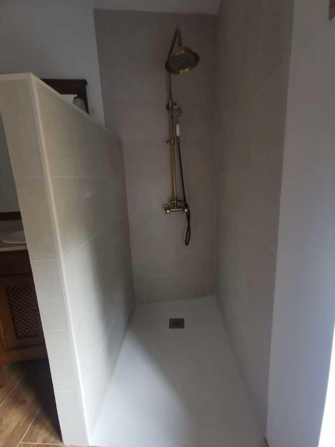 alicatado baño principal