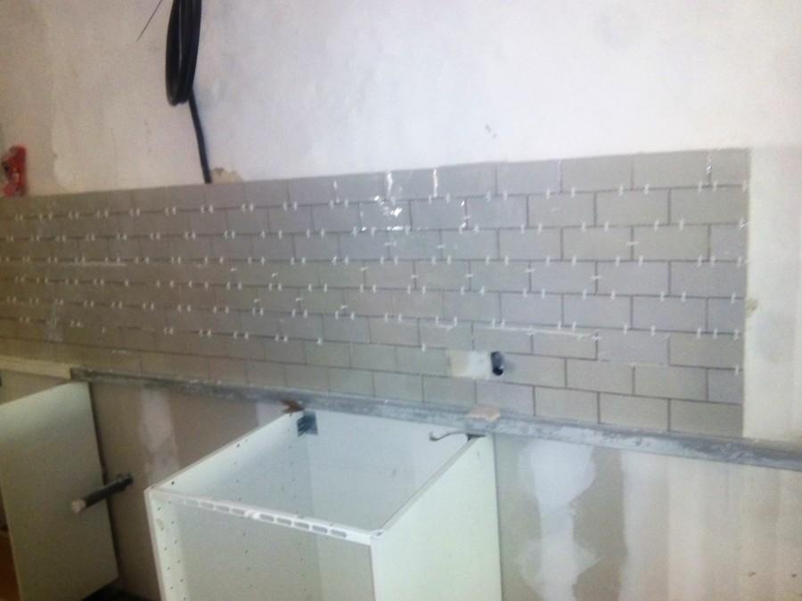 Projectes ideas construcci n casas - Alicatado de cocina ...