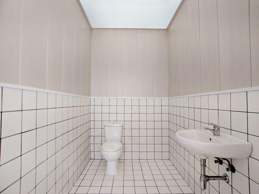 Alicatado de baño moderno