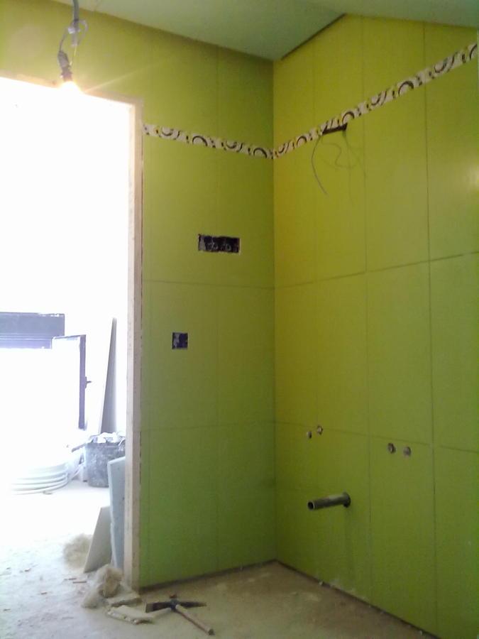 alicatado de baño