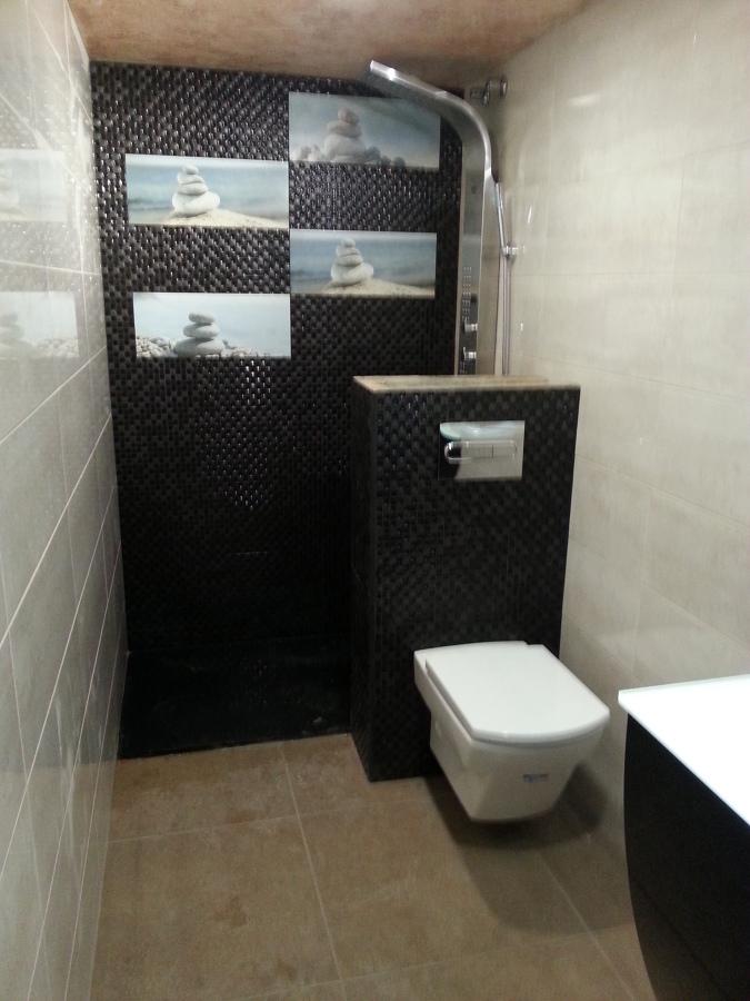 alicatado  nuevo del baño