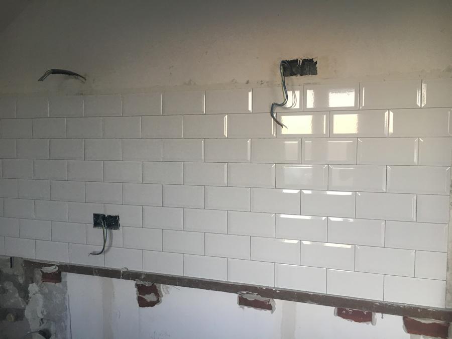 Alicatando paredes