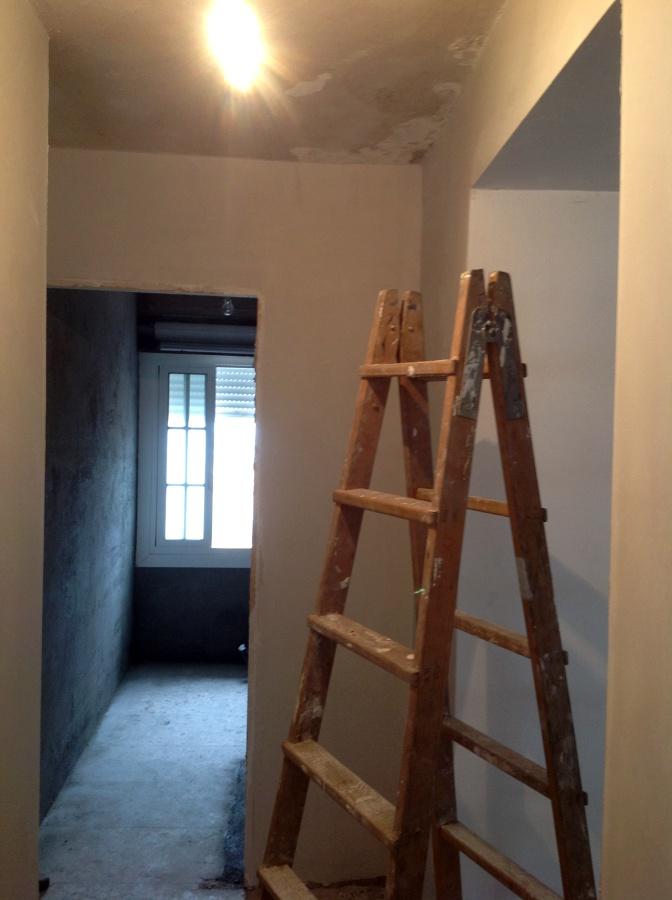 Foto alisado de paredes con gotele de altadi soluciones - Alisar paredes de gotele ...