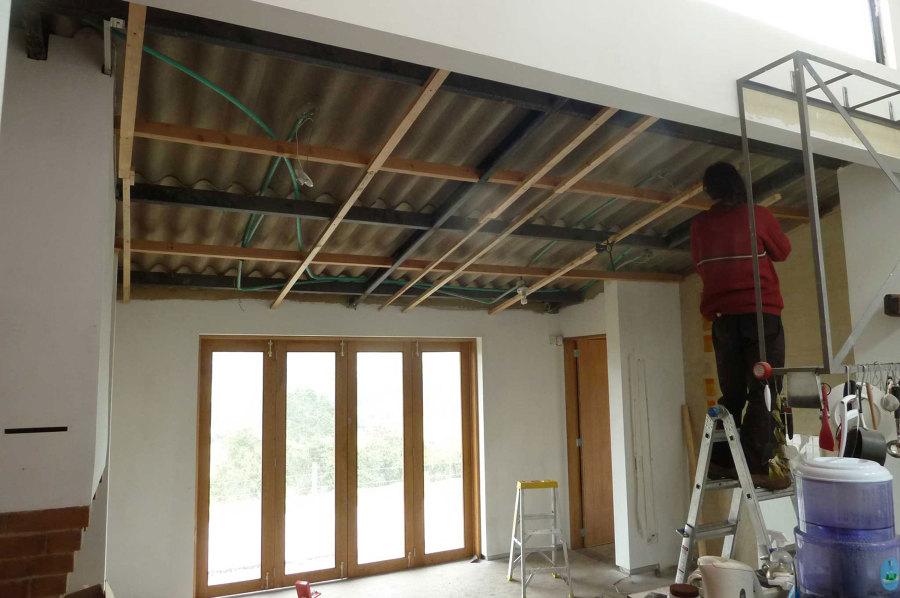 alistado techo