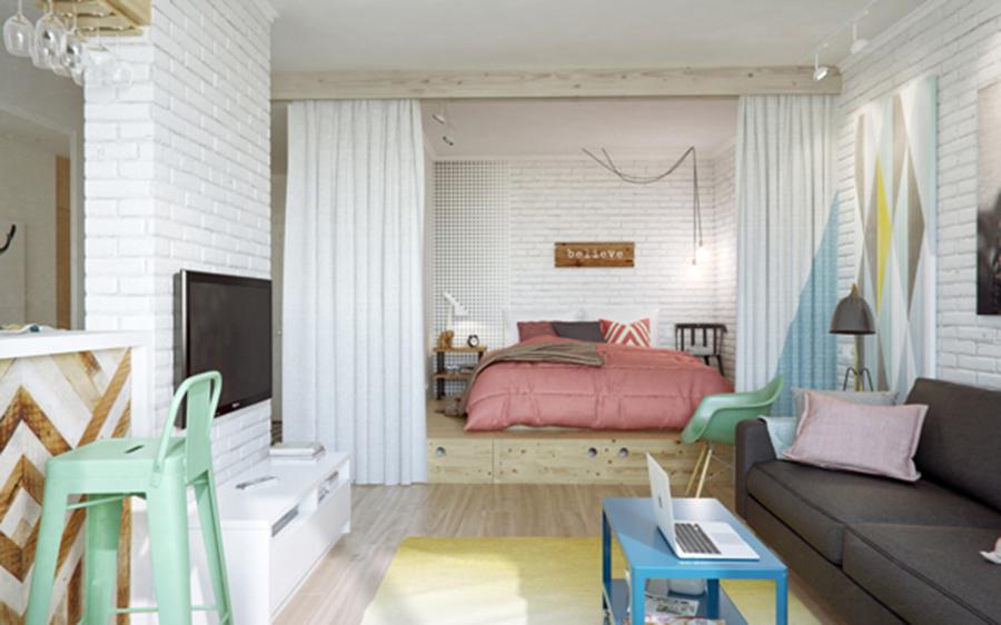 Casas de dos mini alturas suelos elevados ideas decoradores for Casas para almacenaje