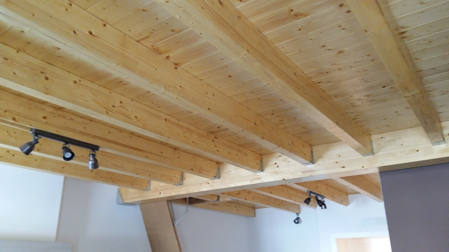 Reforma interior de vivienda ideas arquitectos t cnicos - Altillo de madera ...