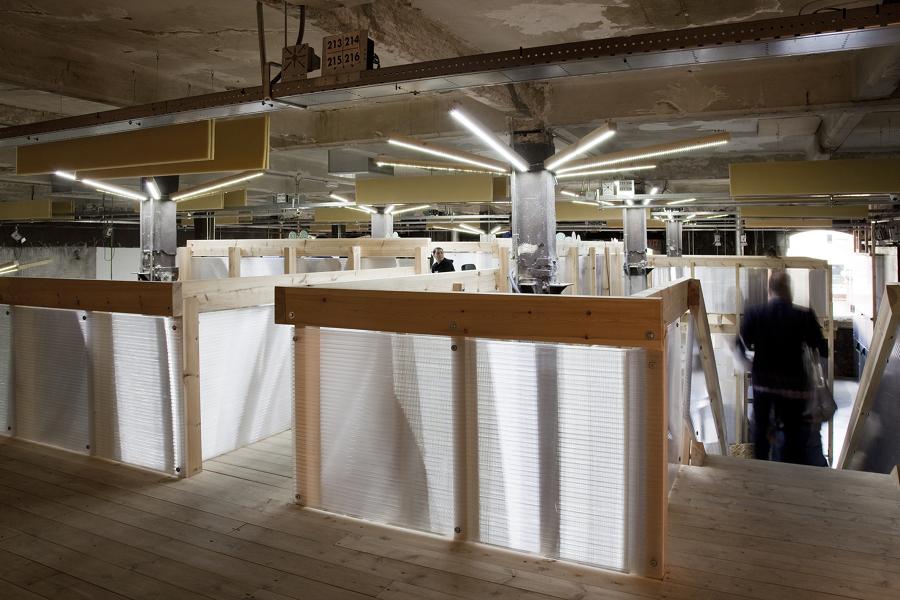 Altillo, espacio para reuniones y formación