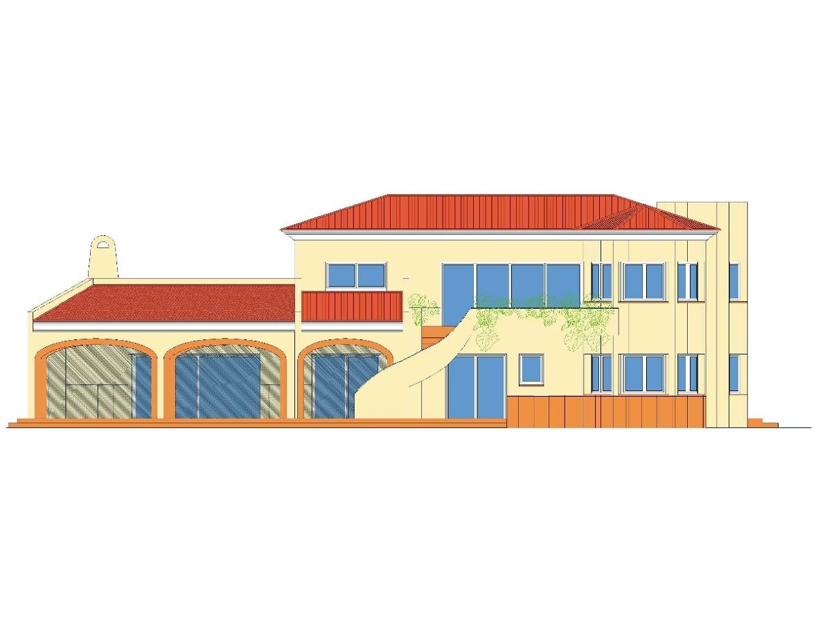 Vivienda unifamiliar de dos plantas ideas arquitectos - Busco trabajo en javea ...