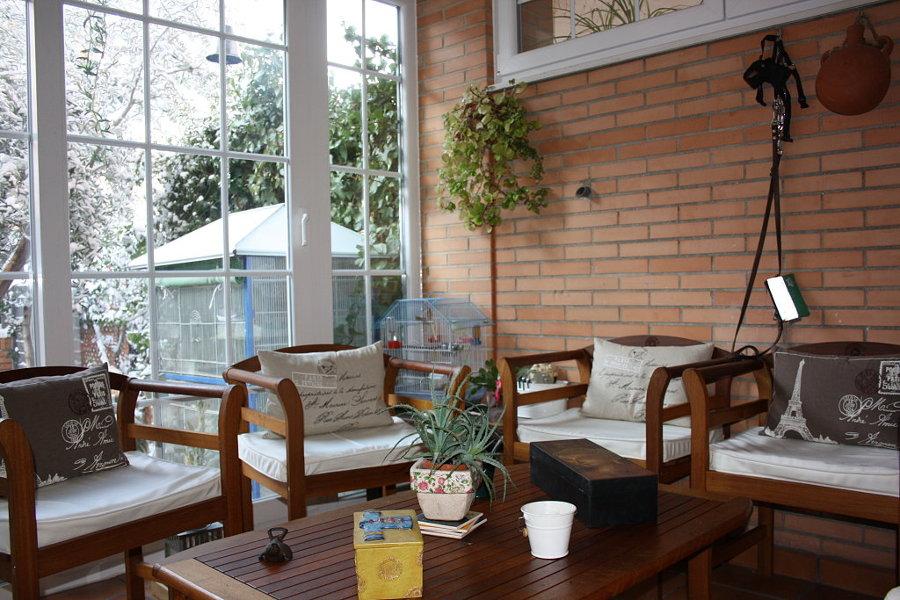10 razones para tener una terraza cerrada ideas decoradores - Ideas para cerrar una terraza ...