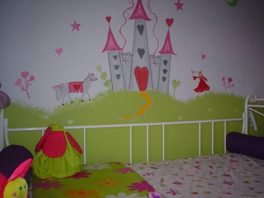 C mo pintar un mural en la pared ideas reformas viviendas - Pintar mural en pared ...