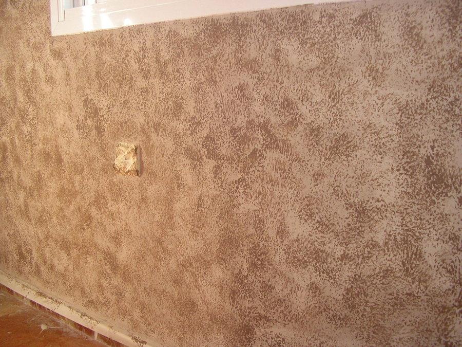 C mo mezclar pinturas para conseguir efectos decorativos - Tecnicas para pintar paredes interiores ...