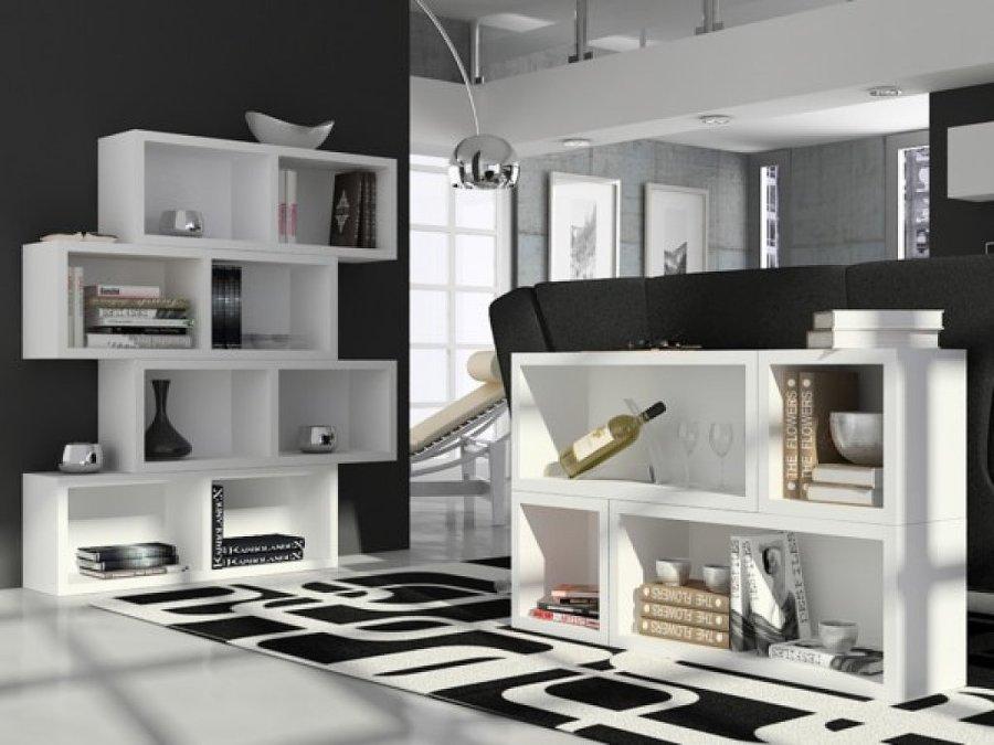 Ventajas de los muebles modulares ideas muebles - Muebles estanterias modulares ...