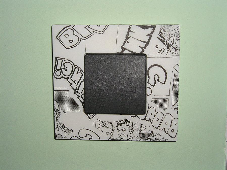 Consejos para pintar o decorar interruptores ideas - Consejos para pintar ...
