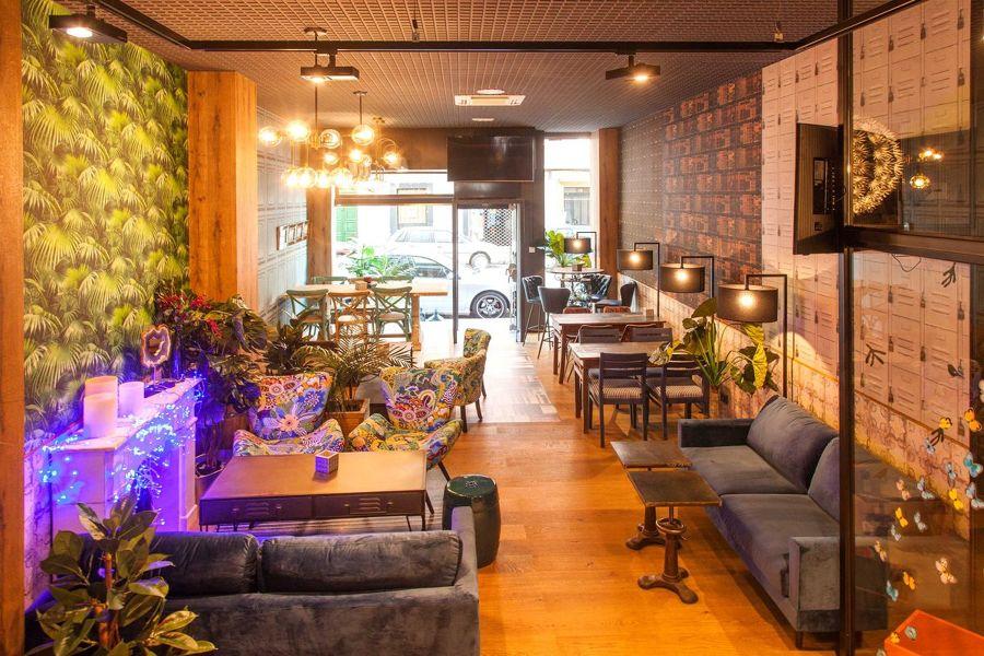 AMPLIACIÓN CAFETERIA CAFFETO A CORUÑA