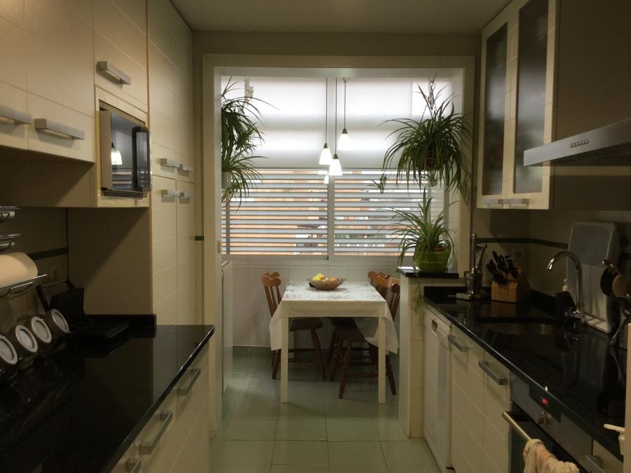 Ampliación cocina y Mobiliario