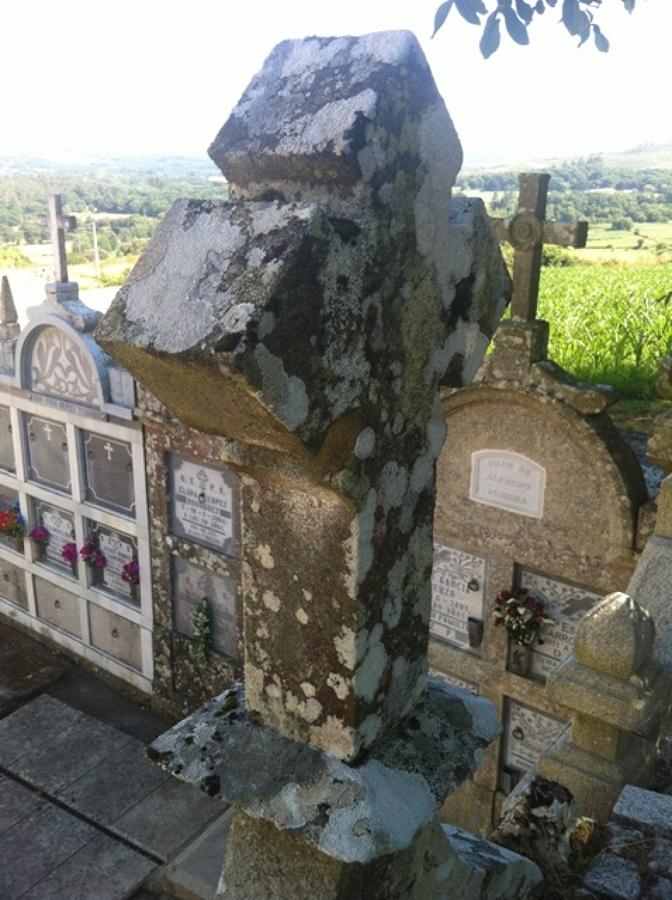 Ampliación de Cementerio en Cortegada, Silleda (Pontevedra).