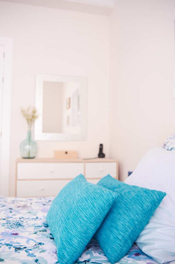 Amueblamiento y decoración de dormitorio