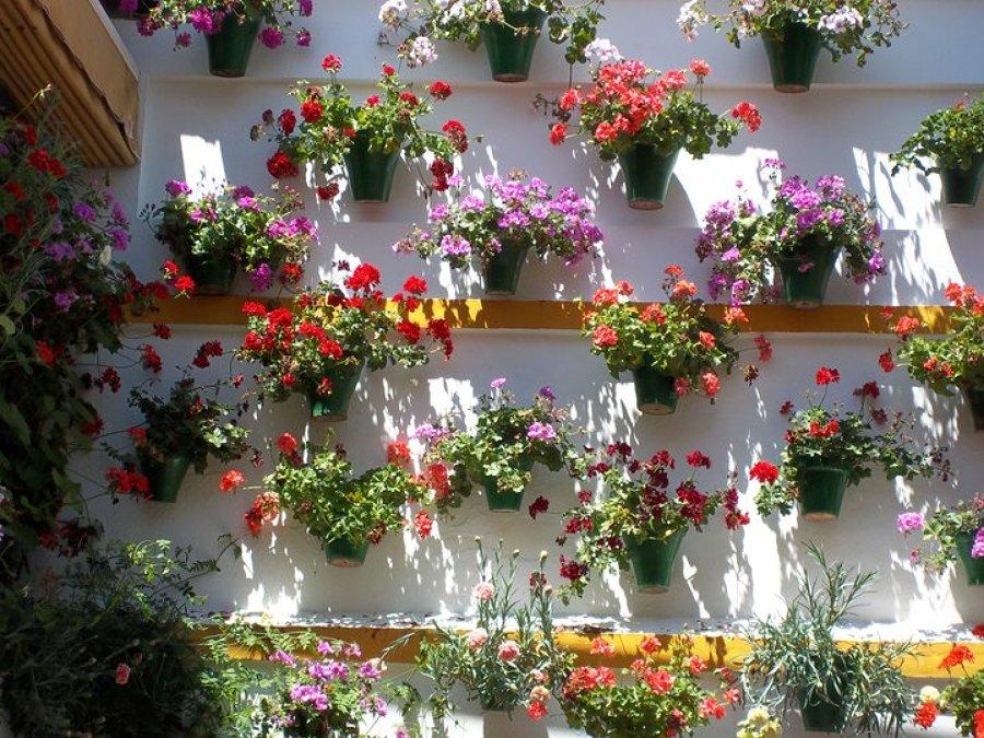 C mo conseguir un patio t picamente andaluz ideas muebles for Muebles andalucia cordoba