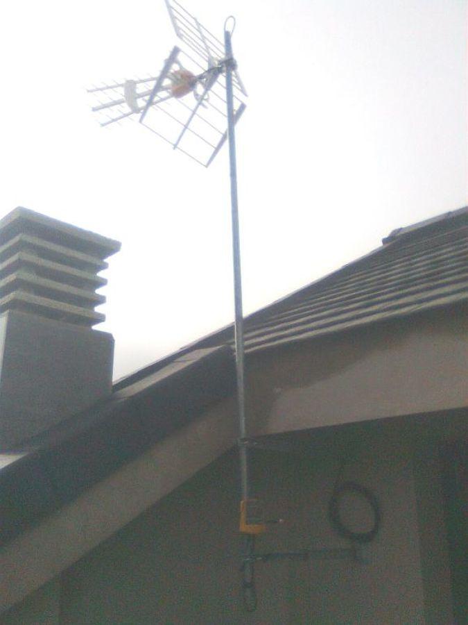 antena en chalet