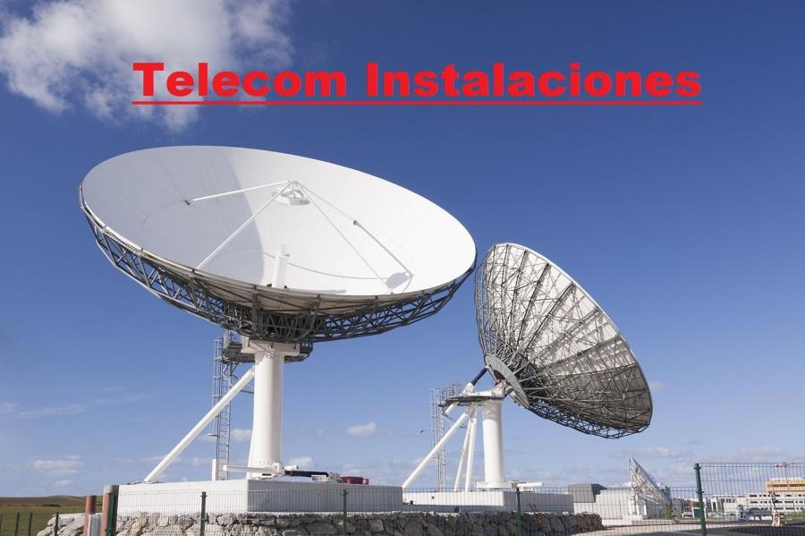 Foto antenas parab licas de telecom instalaciones burgos for Antenas parabolicas en granada