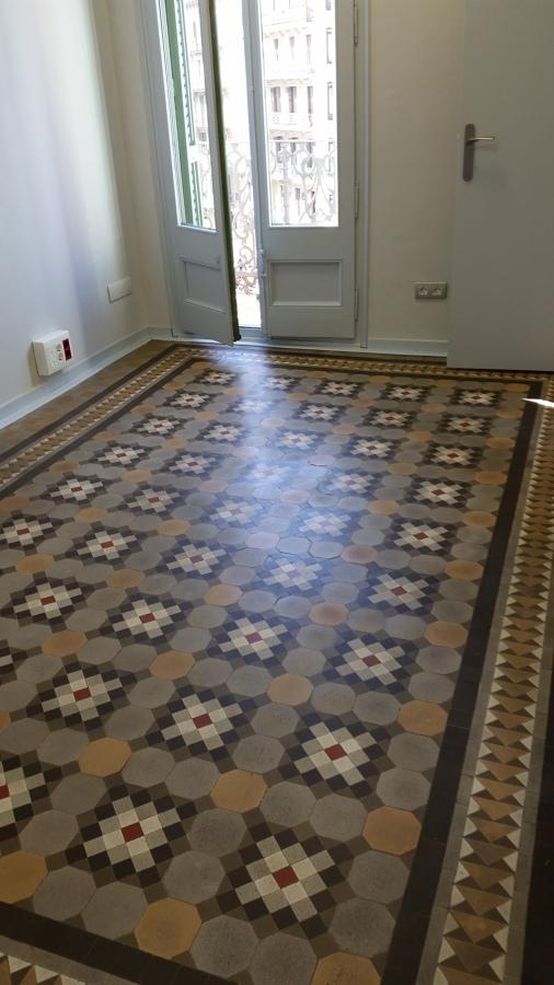 Mosaico hidr ulico ideas limpieza - Mosaico hidraulico precio ...