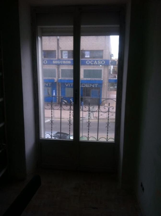antes de obra.Cambio de ventanas