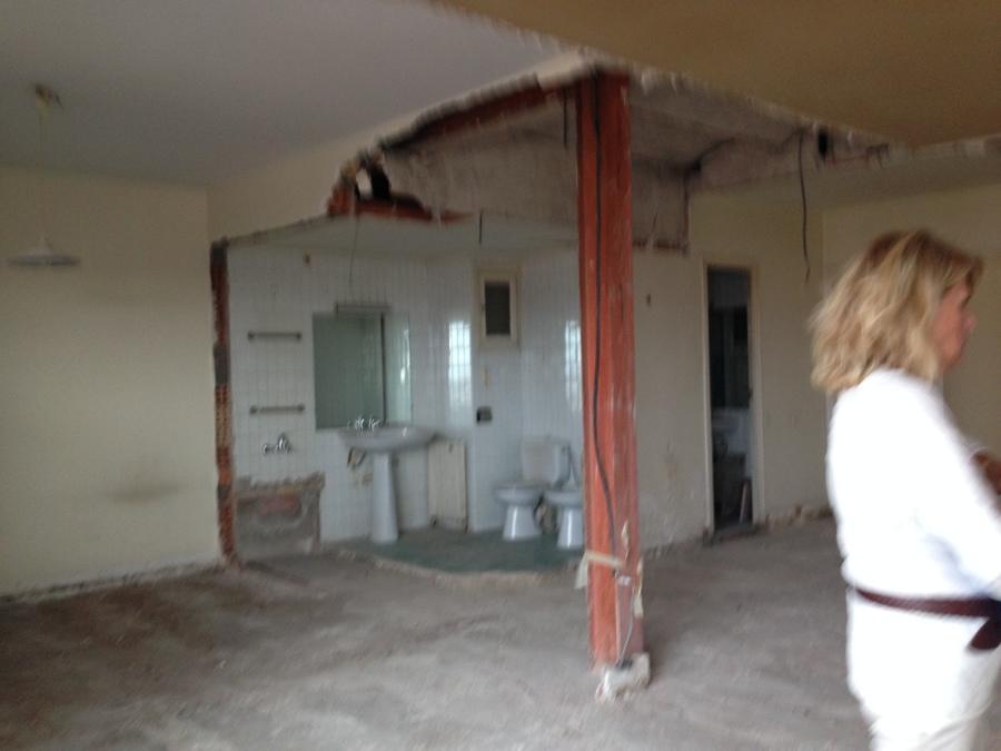 Antes- demolición
