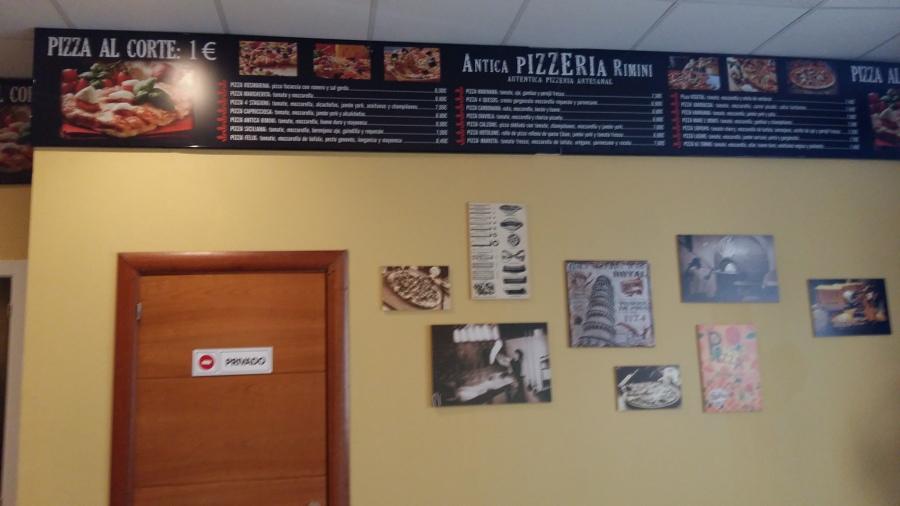 Antica Pizzeria Rimini