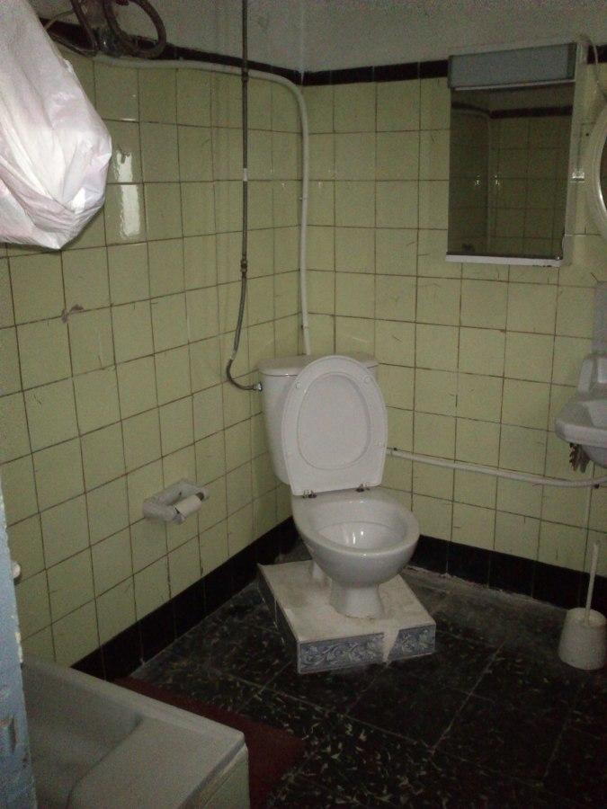 Antiguo cuarto de aseo