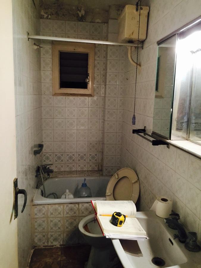 Antiguo lavabo